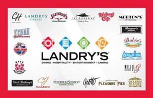 Landrys Multibrand Blue eGift Card