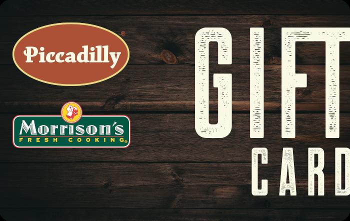 Piccadilly Restaurants eGift Card