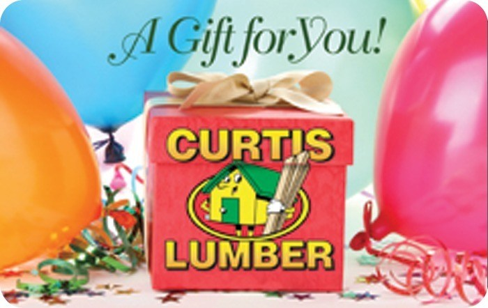 Curtis Lumber Balloons eGift Card