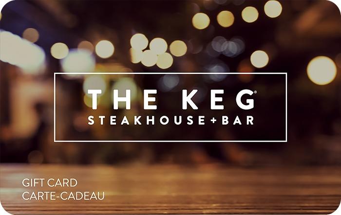 The Keg Steakhouse & Bar eGift Card