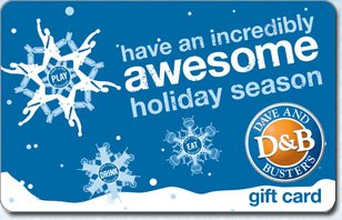 Dave & Buster's® eGift