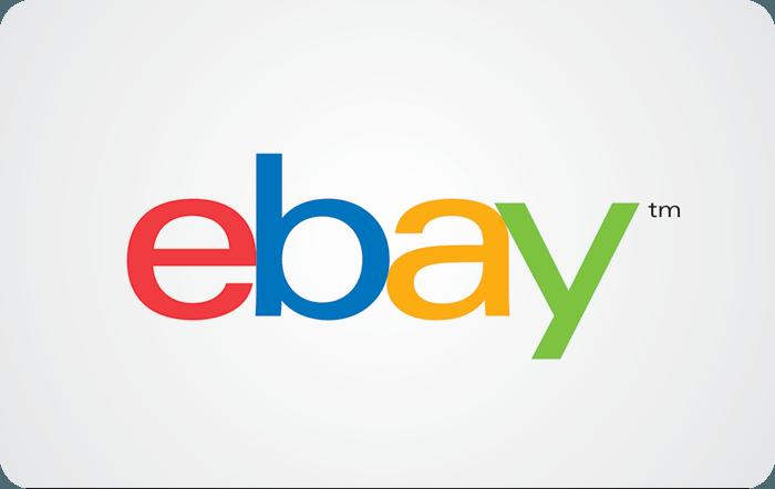 eBay Gift Card