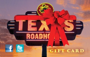 Texas Roadhouse Ribbon eGift
