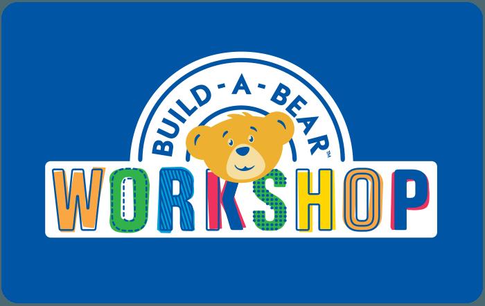 Build A Bear Gift Card $25