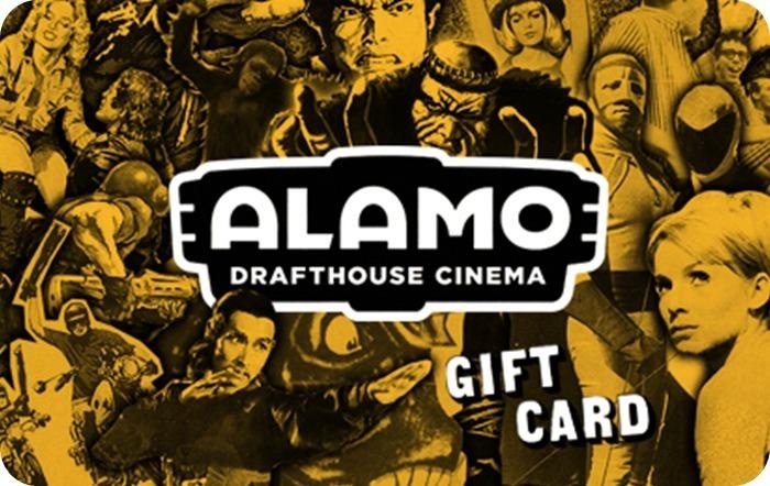 Alamo Drafthouse Cinemas eGift Cards