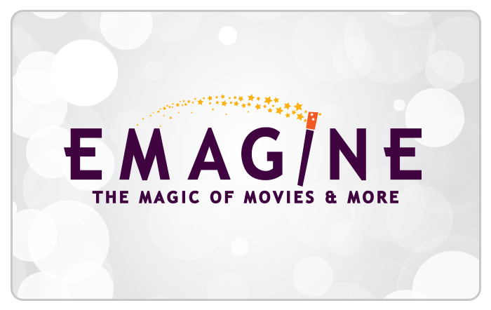 Emagine Theaters eGift Card