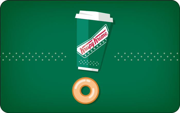 Krispy Kreme eGift Card