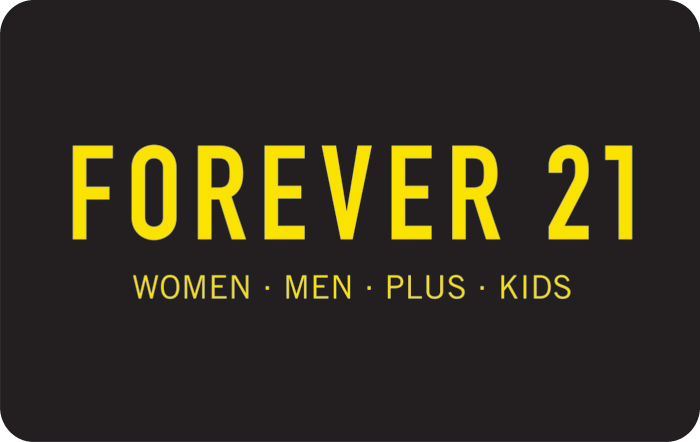 Forever 21 eGift Card