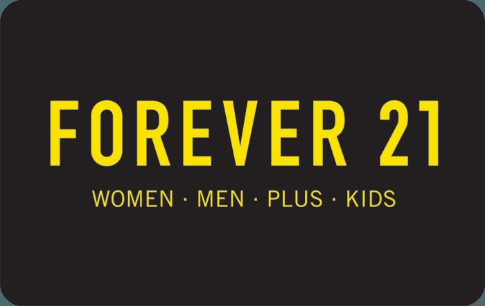 Forever 21 Inc. Stripe eGift