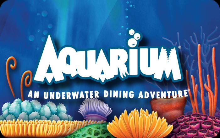 Aquarium Restaurant Gift Cards