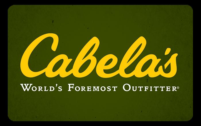 Cabela's Mountain Gift Card