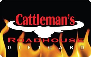 Cattlemans Roadhouse eGift Card