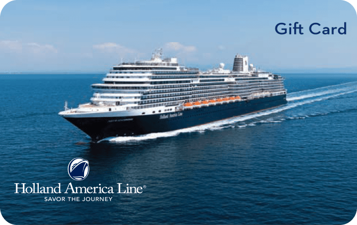 Holland America eGift