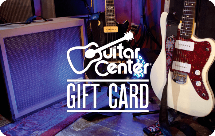 Guitar Center eGift Cards