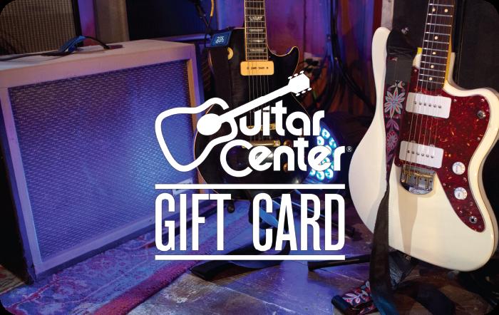 Guitar Center eGift