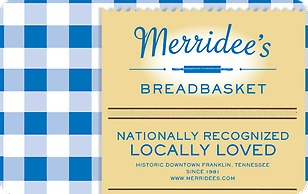 Merridee's Breadbasket eGift Card