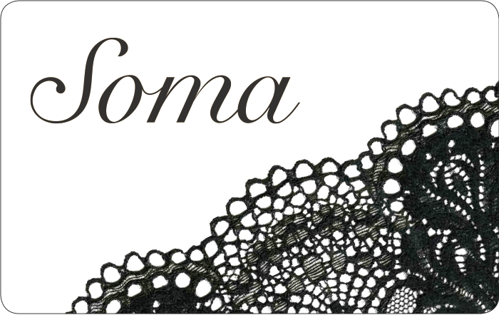 Soma Gift Card