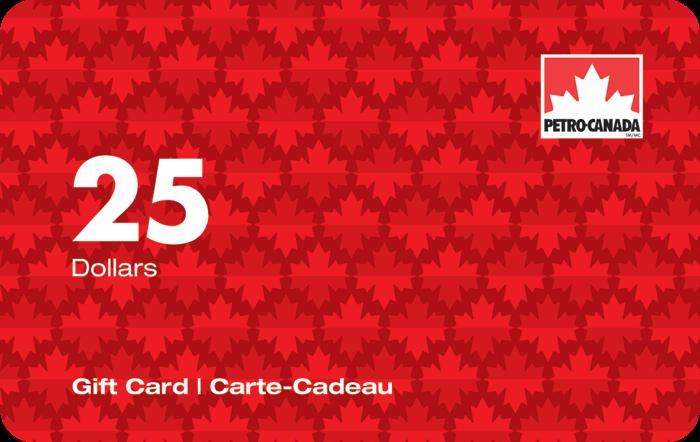 Petro Canada Gift Card