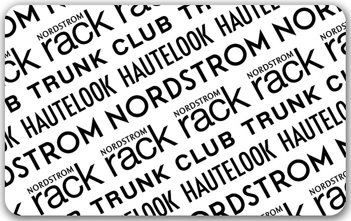 Nordstrom Multibranded Gift Card