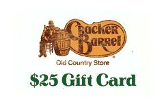 Cracker Barrel $50 Gift Card