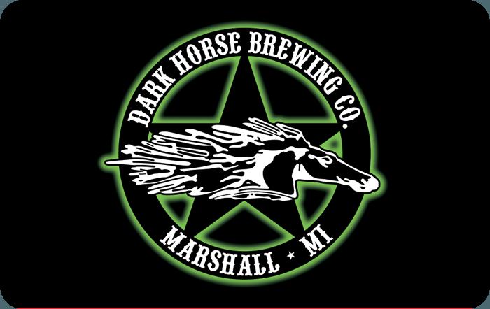 Dark Horse Brewery Gift Card