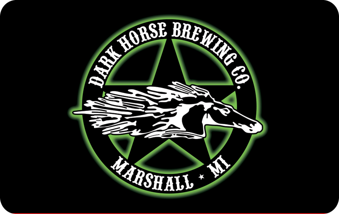 Dark Horse Brewery Gift Card