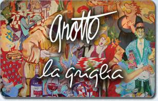 Grotto / La Griglia eGift