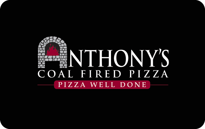 Anthony's Coal Fired Pizza Gift Card