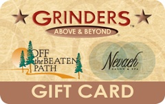 Grinders Above & Beyond Gift Card
