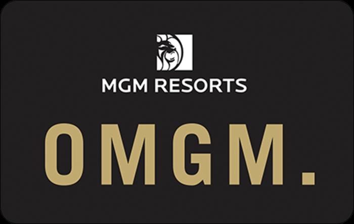MGM Resorts Gift Card