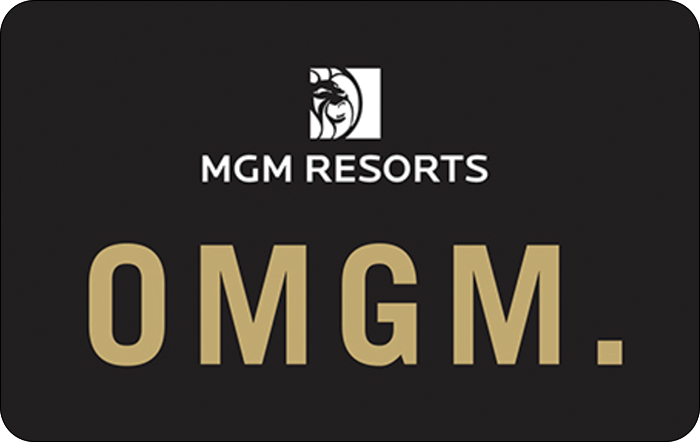 MGM Resorts Gift Card