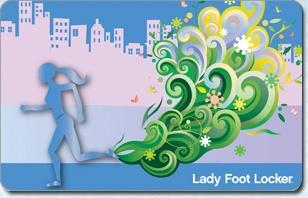 Lady Foot Locker eGift Card