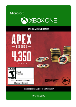 Xbox Legends 4350VC $39.99 eGift