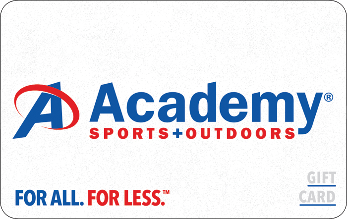 Academy Sports Gift Cards