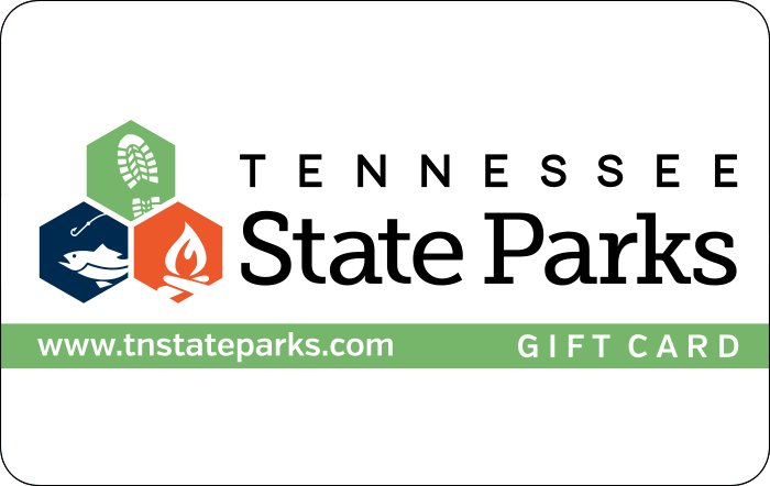 Tennessee State Parks Gift Card