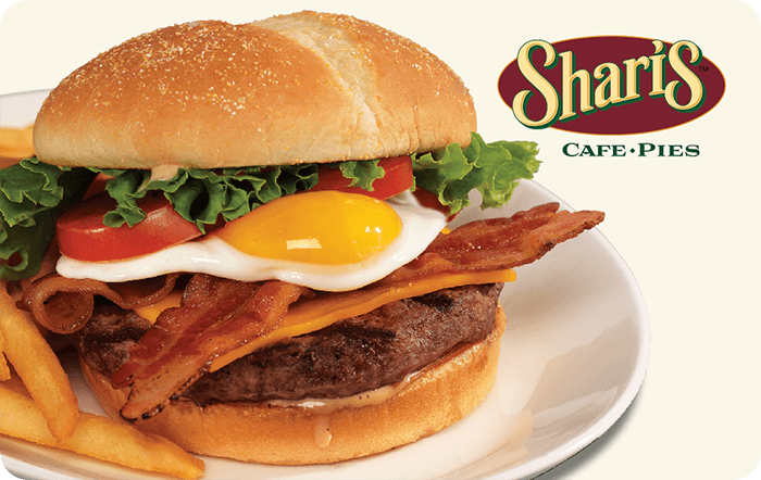 Sharis Café & Pies Gift Card