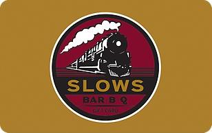 Slows BarBQ eGift Card