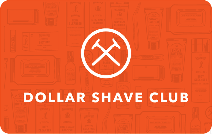 Dollar Shave Club eGift