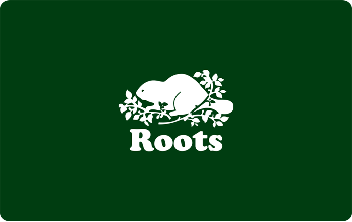 Roots Canada eGift Card