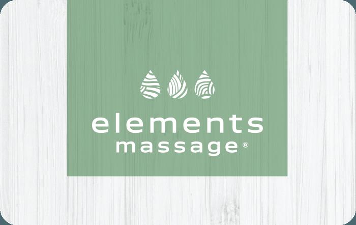 Elements Massage eGift