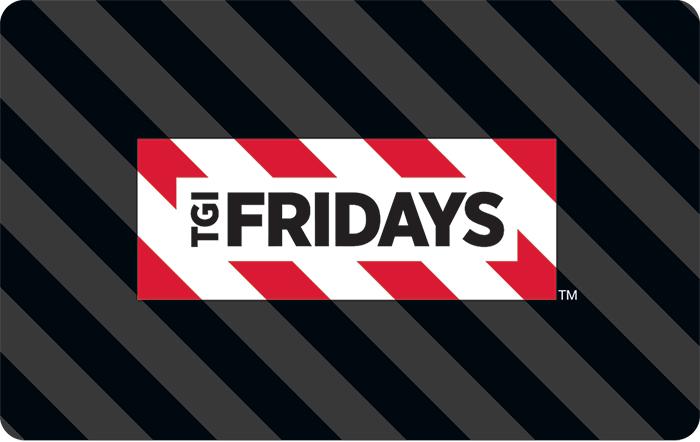 TGI Fridays eGift