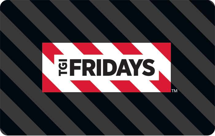 TGI Fridays eGift Card
