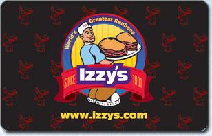 Izzy's eGift