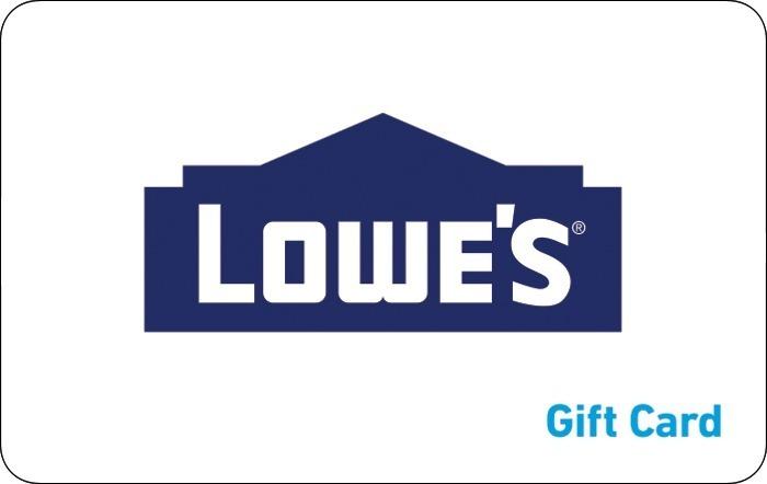 Lowe's eGift Cards
