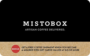 MistoBox eGift Card