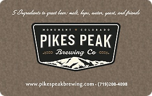 Pikes Peak Brewing Co. eGift Card
