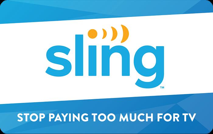 Sling TV eGift Card