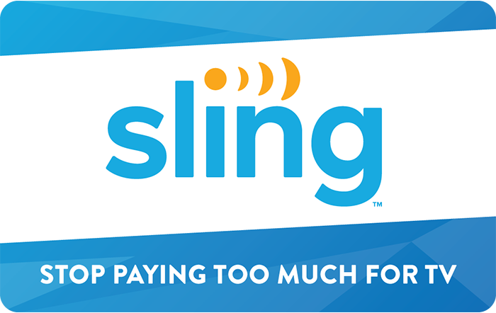 Sling TV eGift