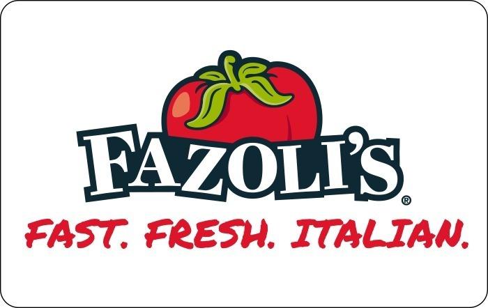 GCMV FAZOLI'S $15-250