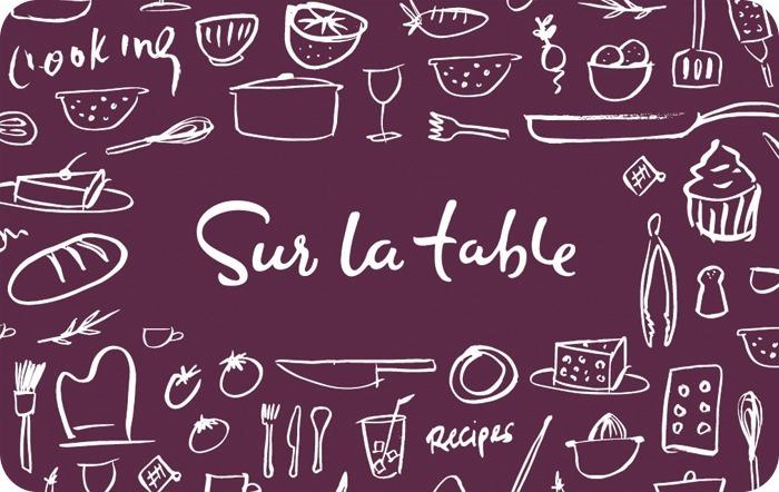 Sur La Table eGift Card